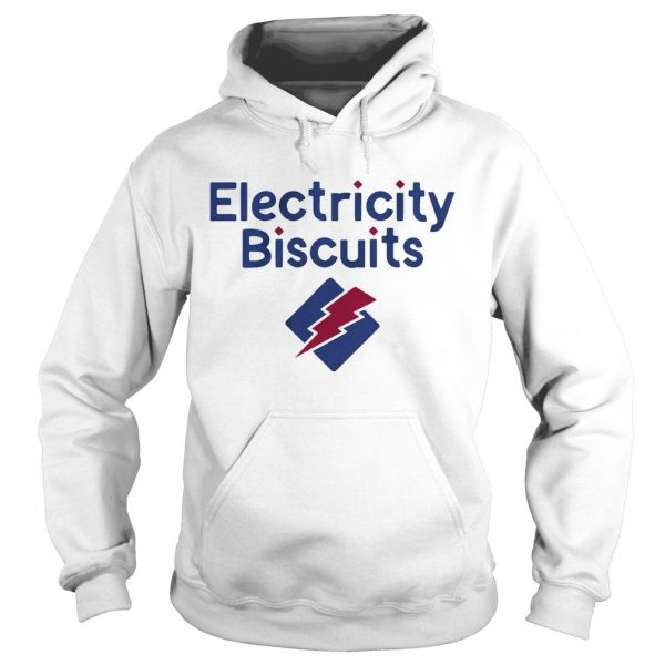 Electricity Biscuits  Hoodie