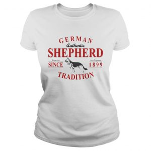 German authentic shepherd superior intelligence since 1899 tradition  Classic Ladies