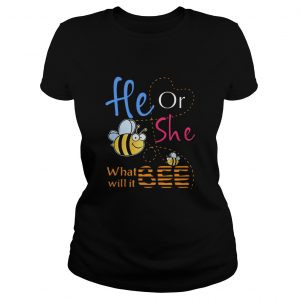 He Or She What Will It Bee  Classic Ladies