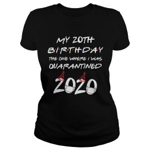 My 20th Birthday The One Where I Was Quarantined 2020  Classic Ladies