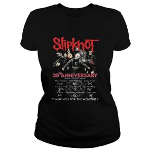 1589863475Slipknot 25th anniversary thank you for the memories signatures  Classic Ladies