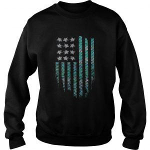 American Mermaid  Sweatshirt