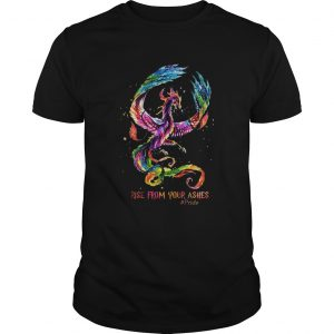 Nice Dragon Rise From Your Ashes  Unisex