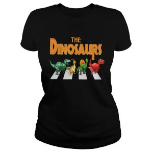 The dinosaurs abbey road  Classic Ladies