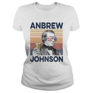 US Drink Anbrew Johnson Vintage  Classic Ladies