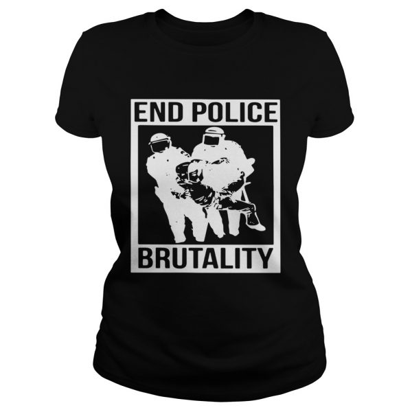End Police Brutality  Classic Ladies