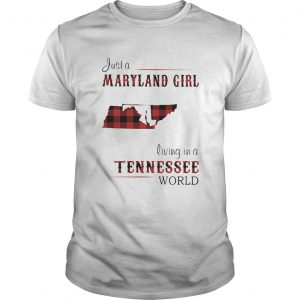 Just a maryland girl living in a tennessee world  Unisex