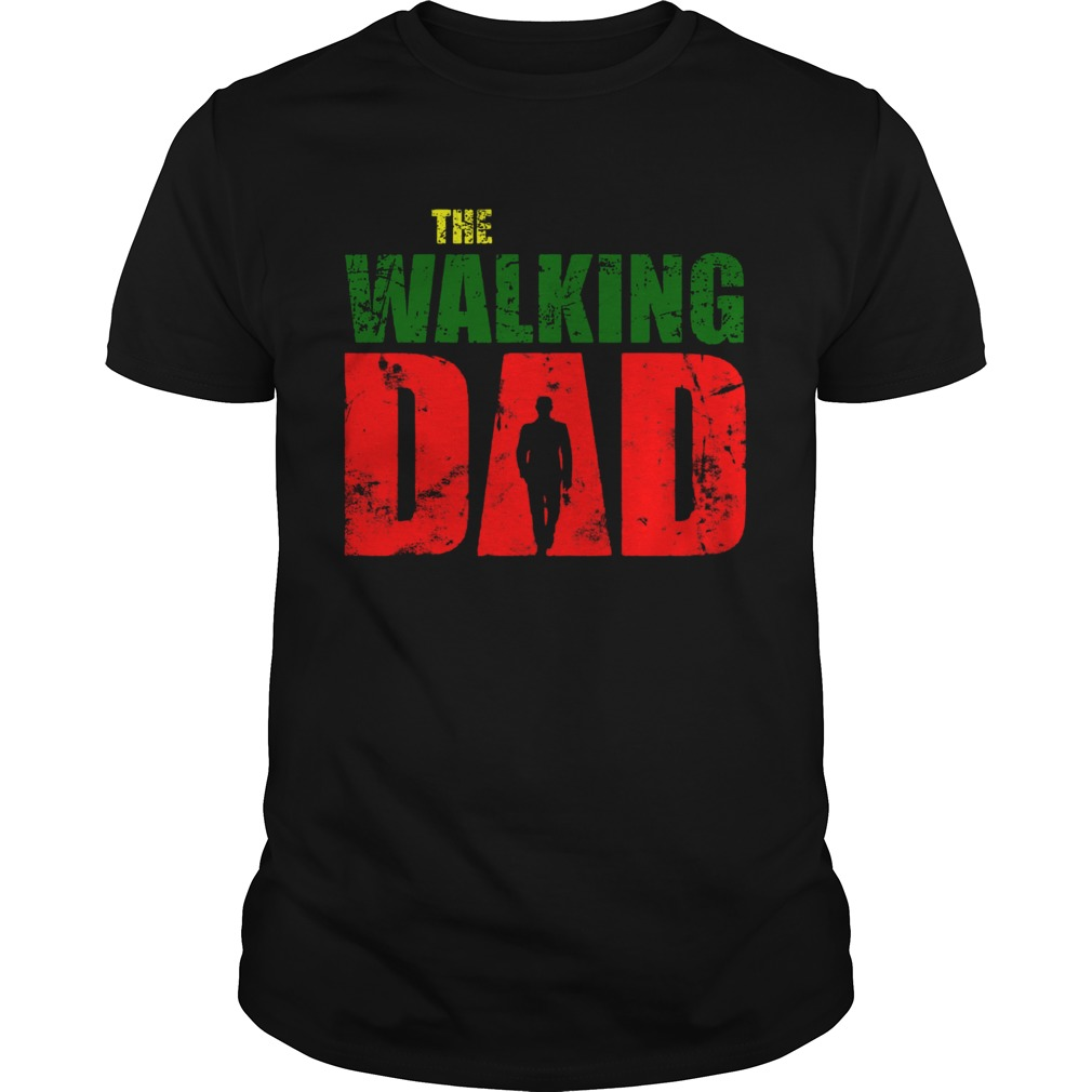 The Walking Dad  Unisex
