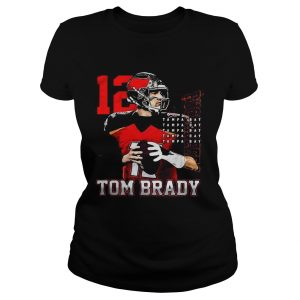 12 tom brady tampa bay buccaneers  Classic Ladies