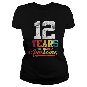 12 years of being awesome vintage  Classic Ladies