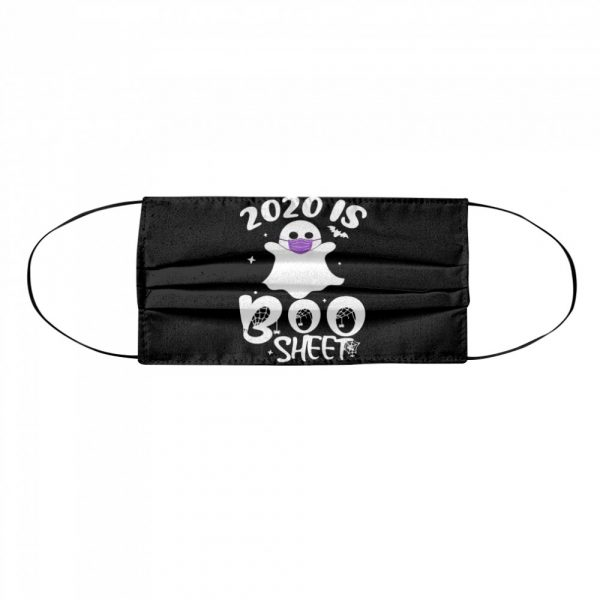 2020 Is Boo Ghost Wear Mask Halloween ts Cloth Face Mask