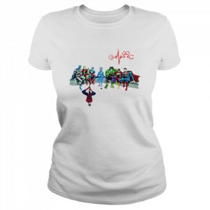 Doctor And Superheroes Nurse Healthcare Worker 2020  Classic Women's T-shirt