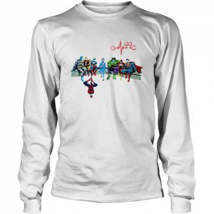Doctor And Superheroes Nurse Healthcare Worker 2020  Long Sleeved T-shirt