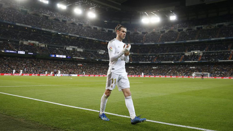 Jonathan Barnett: We are talking to Madrid and Tottenham. Its where Bale wants to be ...