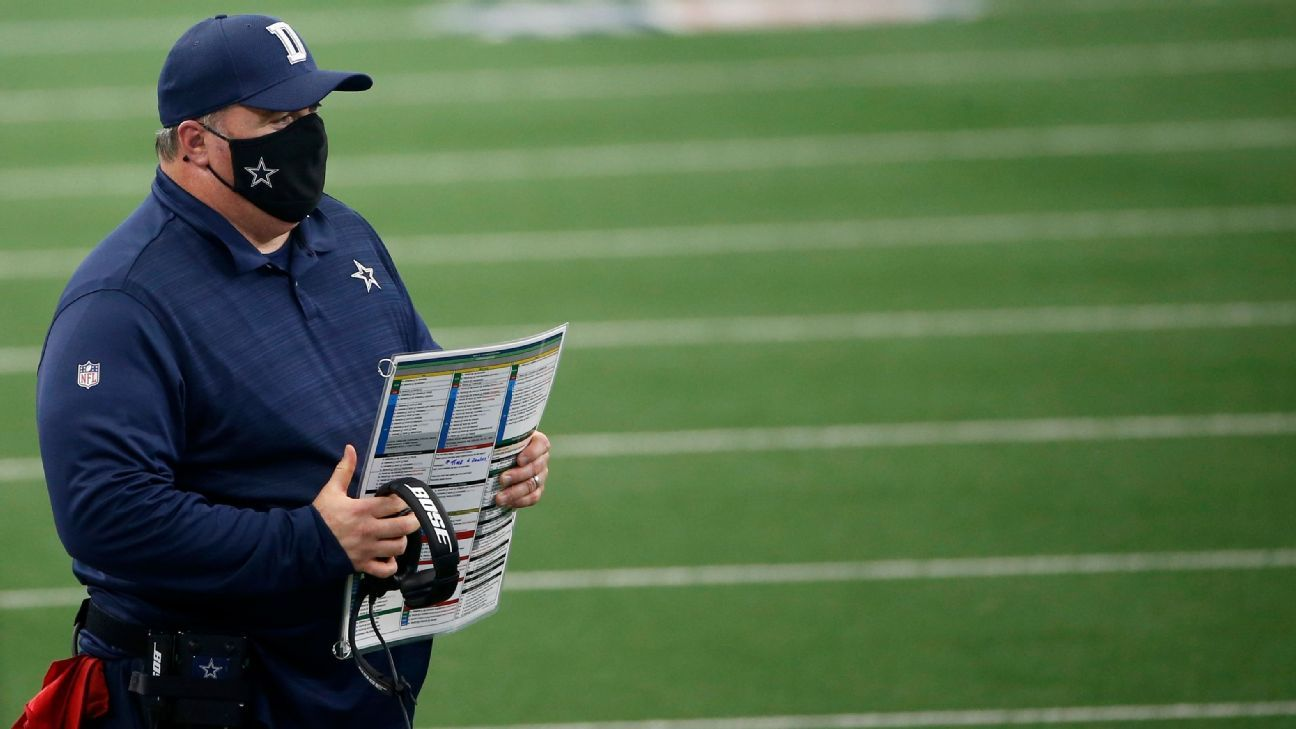 Mike McCarthy's first win with Dallas Cowboys a comeback for the ages
