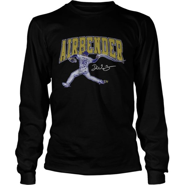 Devin Williams Airbender Signature  Long Sleeve