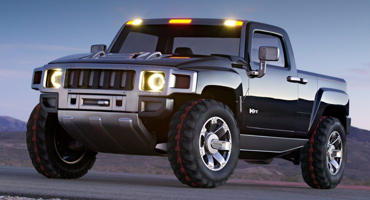 For just $112.595 you can get the new GMC Hummer EV pickup