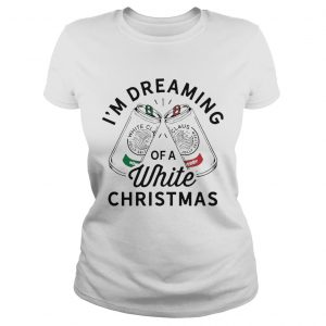 Im Dreaming Of A White Christmas  Classic Ladies