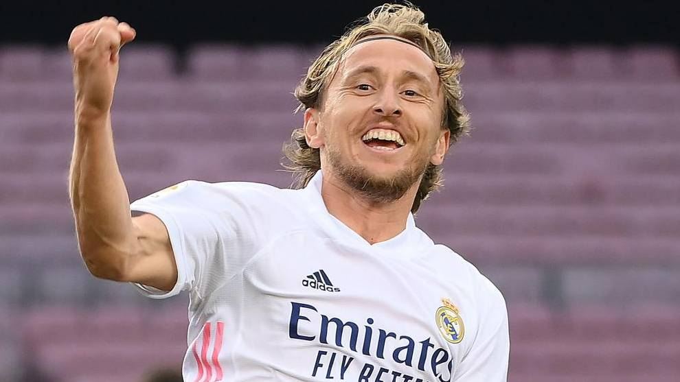 Modric continues making merits to renew