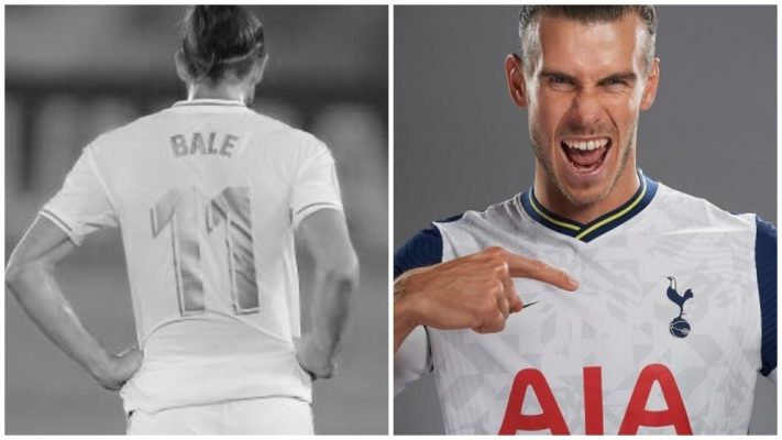 The five differences that show that 'Gary' Bale is another player with Tottenham: resigns Wales, arrives early to train ...