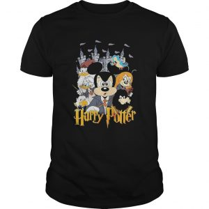 Mickey Mouse And Friends Harry Potter Halloween  Unisex
