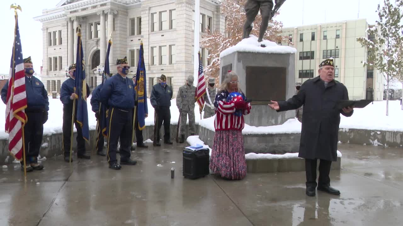 Special meaning for Missoula Veterans Day ceremony