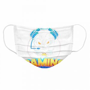 Can't Hear You I'm Gaming Gamer  Cloth Face Mask
