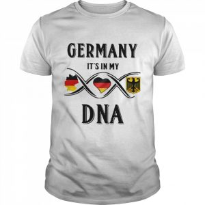 Germany It's In My Dna  Classic Men's T-shirt