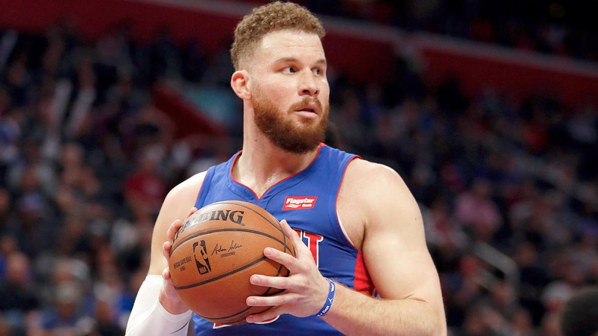Blake Griffin agrees to deal with Nets for remainder of season after clearing waivers