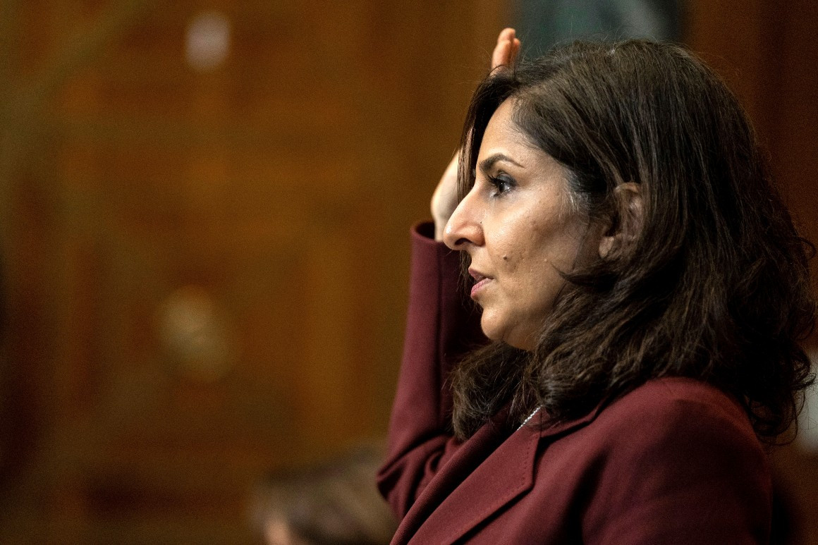 Neera Tanden's OMB nomination failed. Her fallback plan remains a mystery.