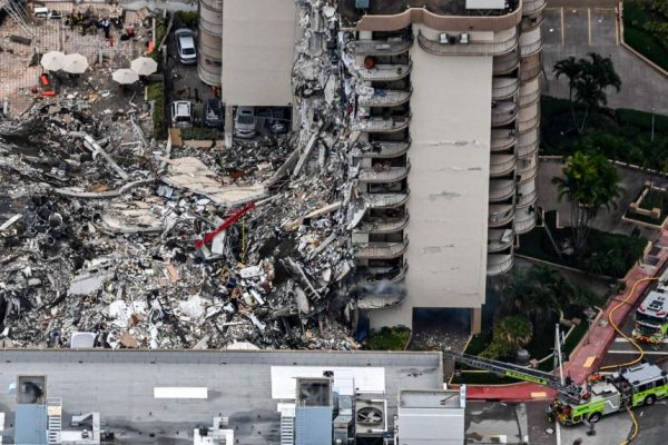 Florida building collapse: At least 1 dead, nearly 100 unaccounted for. Here's what we know about the search effort.