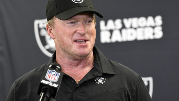 Raiders coach Jon Gruden apologizes after racist email discovered during investigation